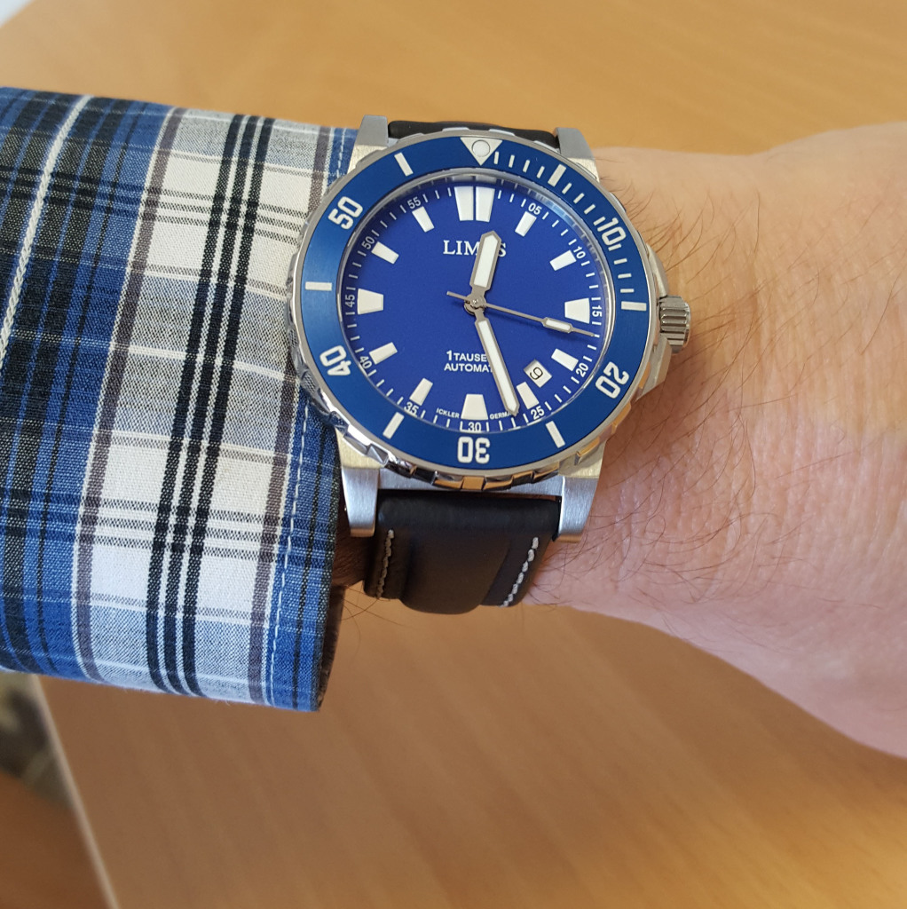 wristshot-enduranceII-blue