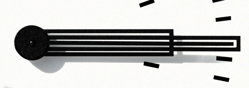 Defakto Kinetik Zeiger Zenit