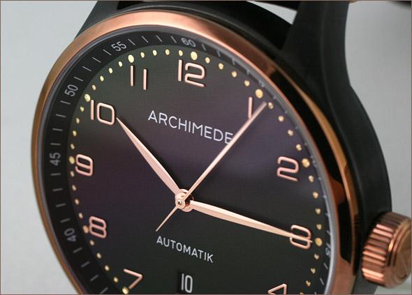 archimede-klassik-bicolor-black-dial