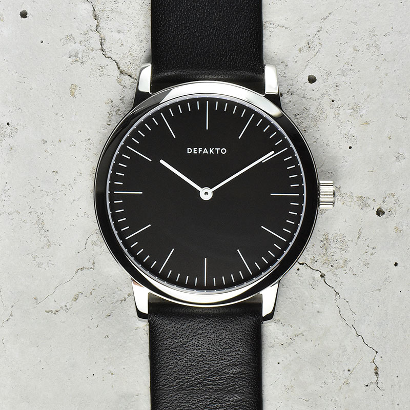Defakto Watches Dialog - Minimal design watch